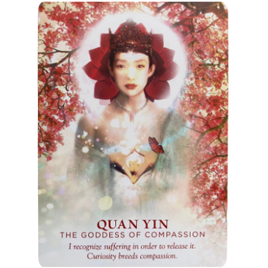 Quan Yin The Goddess of Compassion
